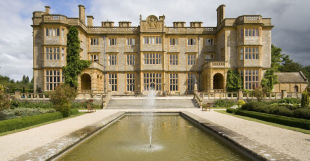 Exterior of EYNSHAM HALL, Witney